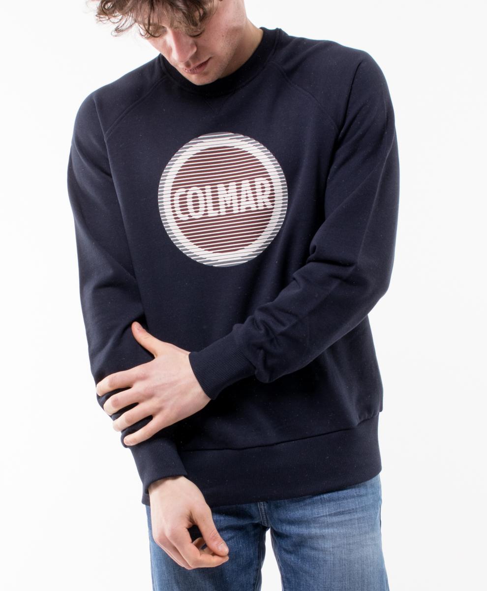 FELPA COLMAR ORIGINALS SC 8268R 1SH NAVY 68